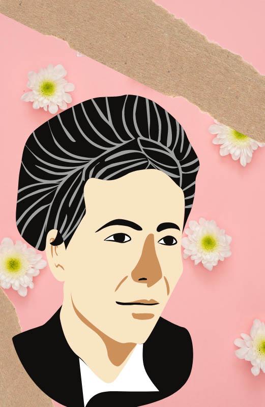 Simone de Beauvoir Zitate