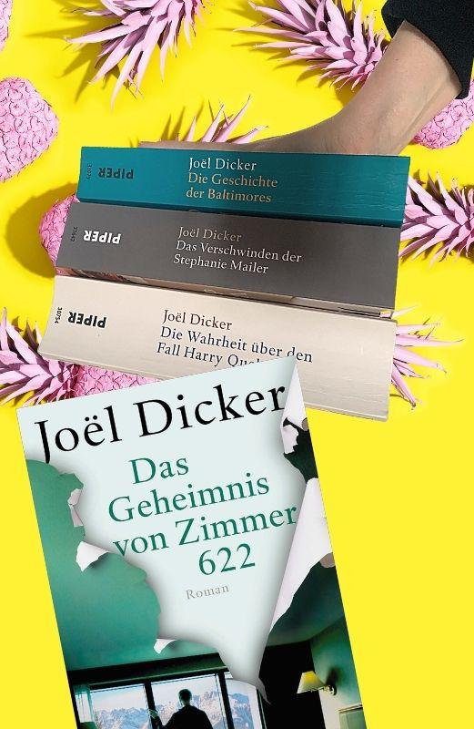 Joel Dicker Bücher